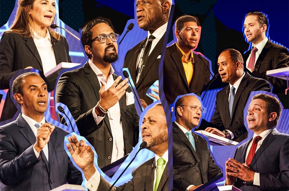 Debate de candidatos municipales 2020 – ANJE